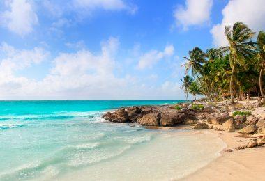 المكسيك-كانون-شواطئ كانكون-المعالم السياحية في كانكون
