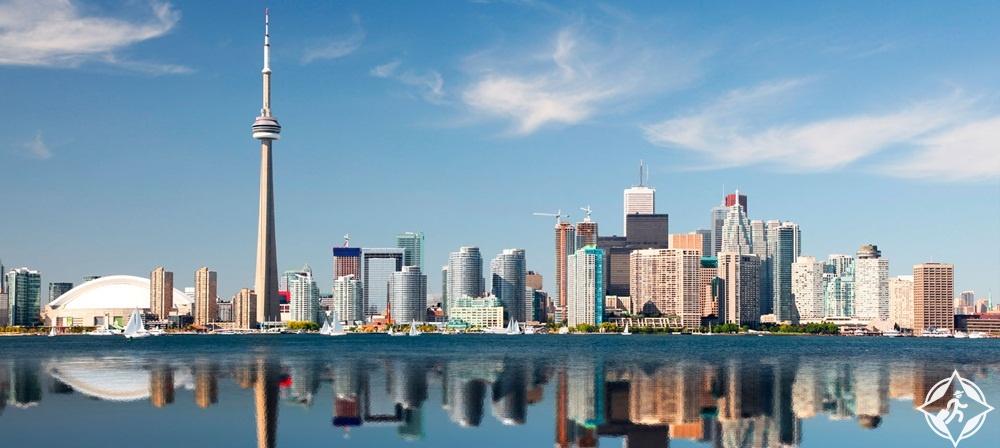 الوجهات السياحية في كندا - تورونتو
