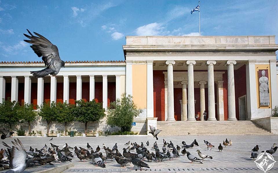 اليونان-أثينا-المتحف الوطني للآثار