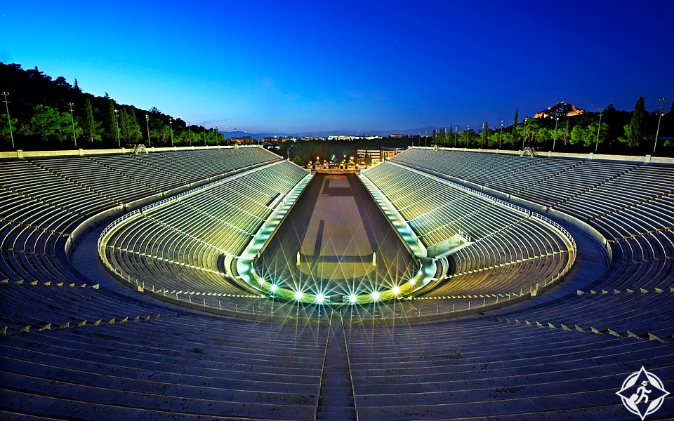 اليونان-أثينا-ملعب باناثنيك ستاديوم-أوليمبيك ستاديوم