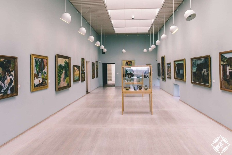 بورنهولم - متحف بورنهولم للفن