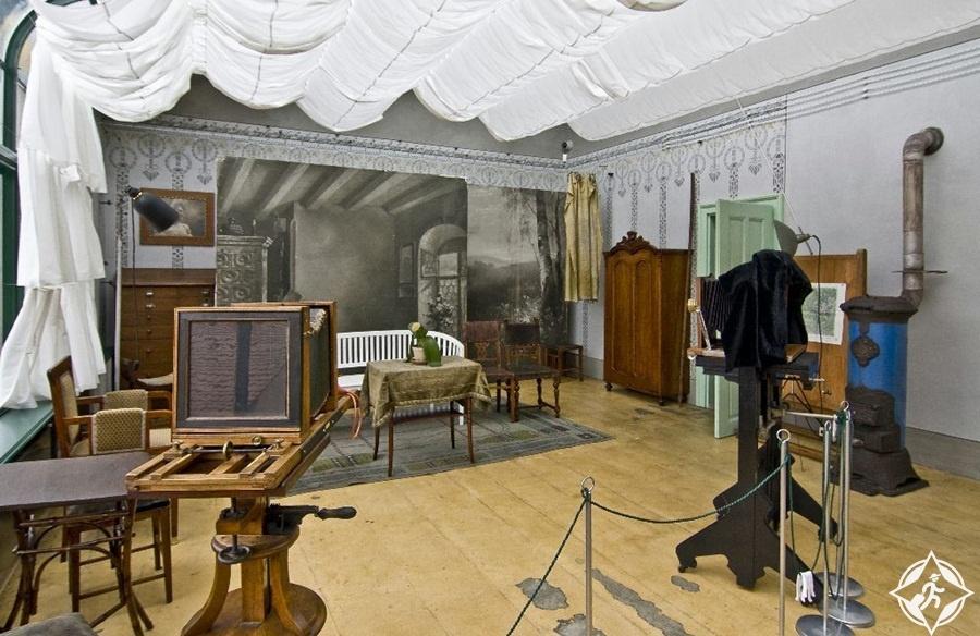 تشيسكي كروملوف - متحف فوتواتيلير سيديل