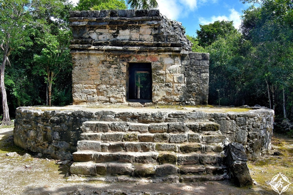 جزيرة كوزوميل - تراث المايا في كوزوميل