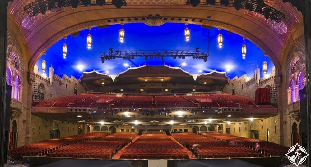 جورجيا-أتلانتا-مسرح فوكس