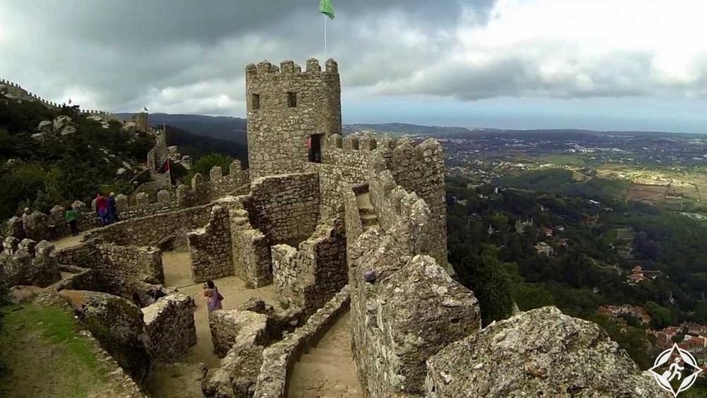 سينترا - قلعة موروس