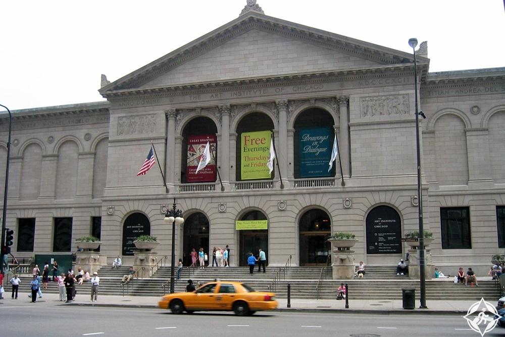 شيكاغو - معهد شيكاغو للفن