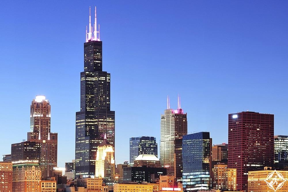 شيكاغو - ويليس تاور