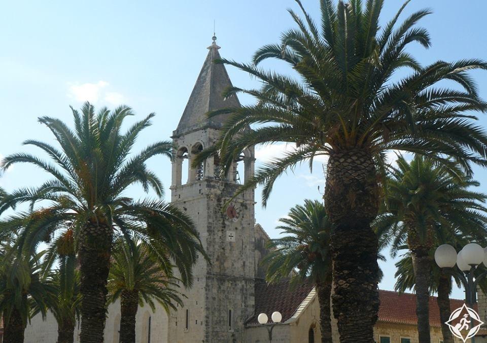 كرواتيا-تروجير-دير سانت دومينيك