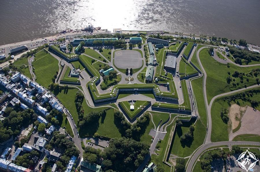 كيبيك سيتي - القلعة