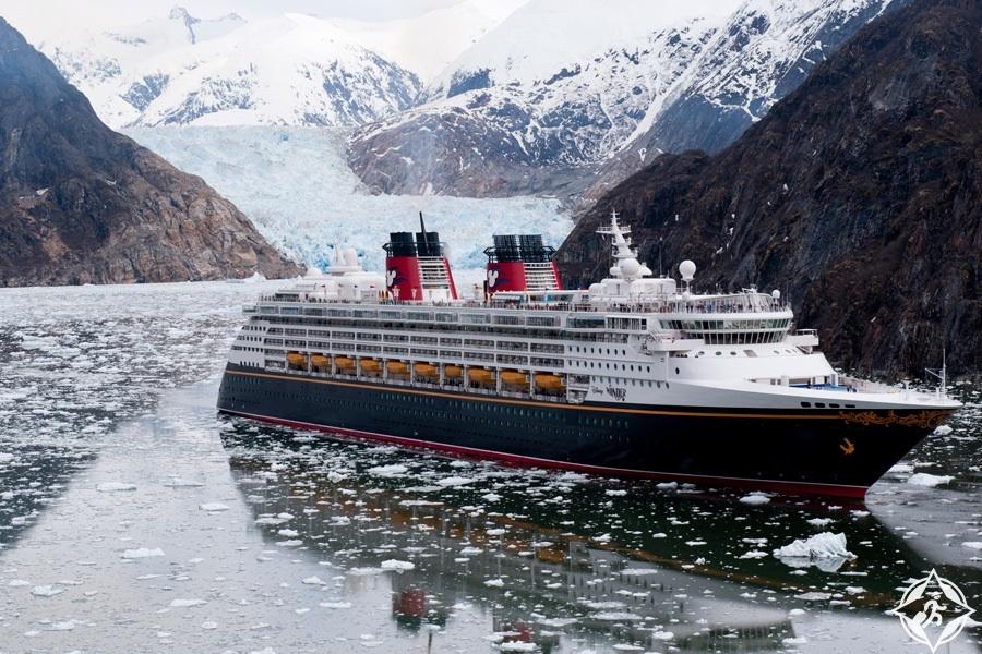 معالم الجذب السياحي في ألاسكا - مضيق ذراع تريسي البحري