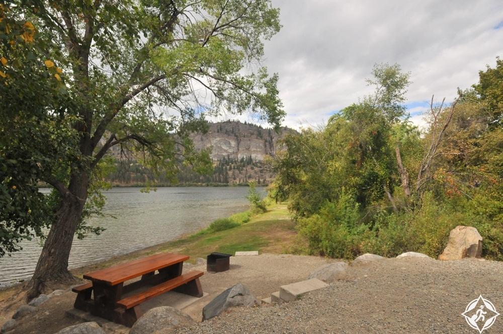 وادي أوكاناغان - حديقة بحيرة فاسيوكس الريفية