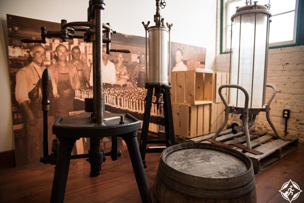 وادي أوكاناغان - متحف بي سي لصناعة البساتين