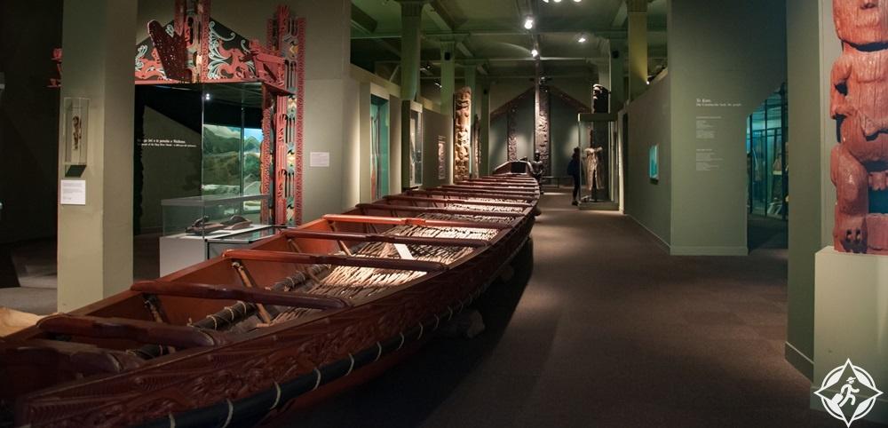 المعالم السياحية في دنيدن - متحف أوتاجو