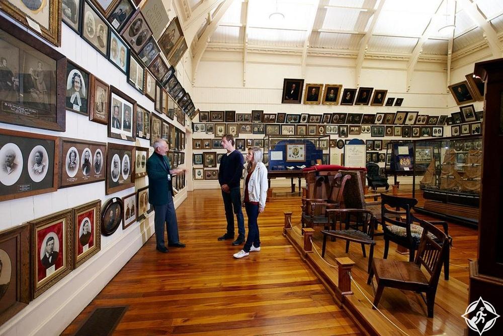 المعالم السياحية في دنيدن - متحف توتو أوتاغو سيتلرس