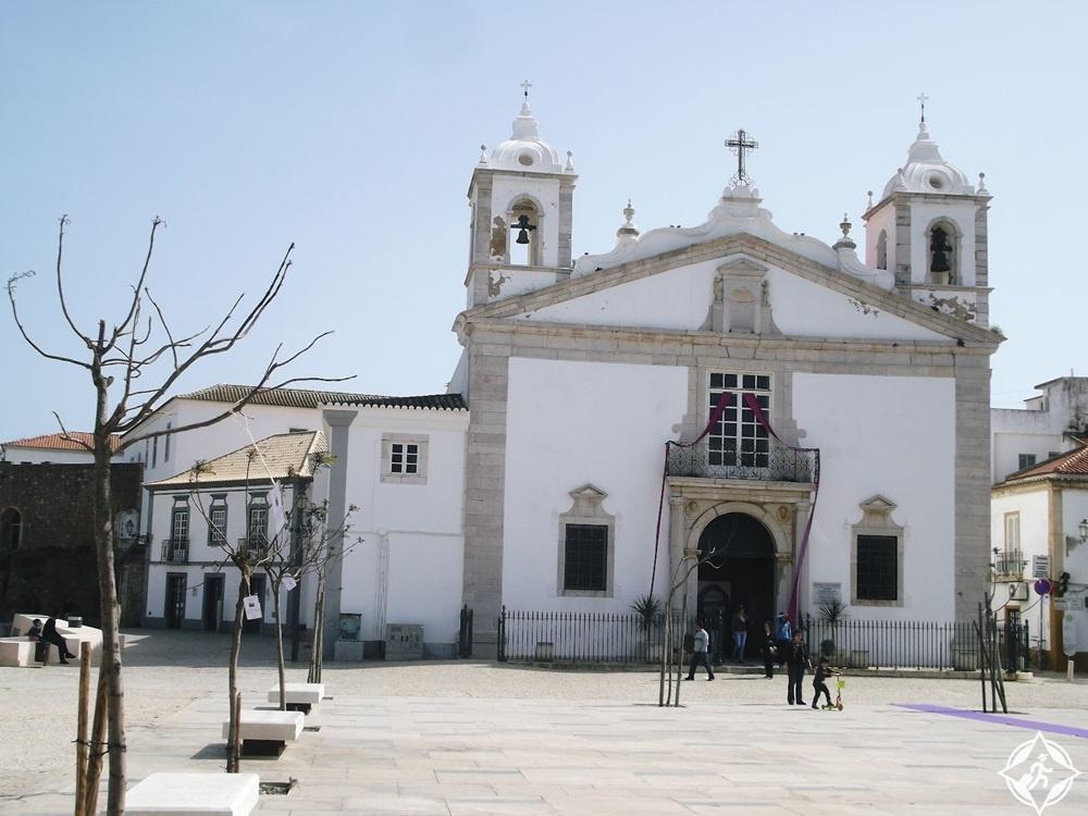 المعالم السياحية في لاغوس - كنيسة سانتو أنطونيو