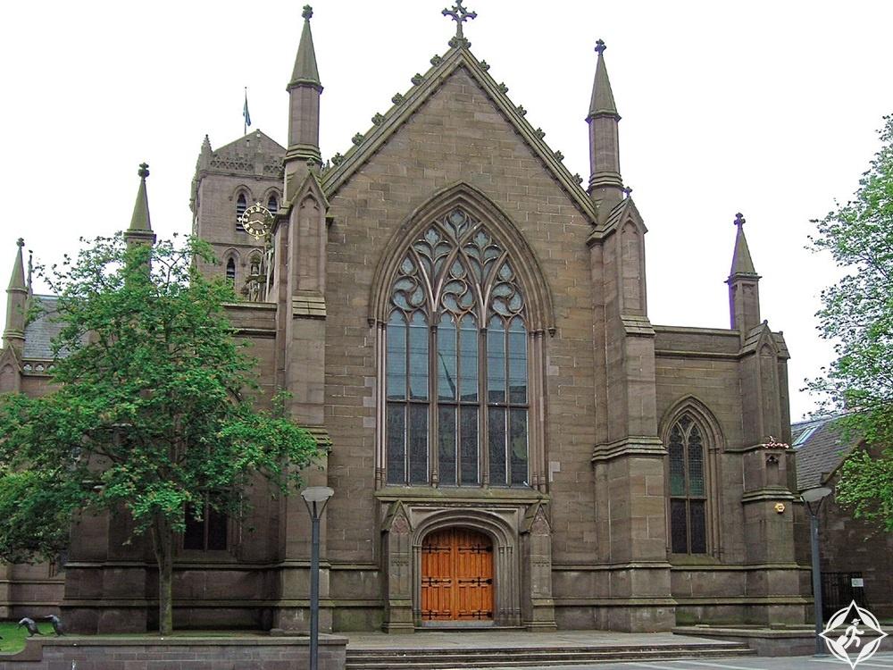 دندي - كاتدرائية سانت بول
