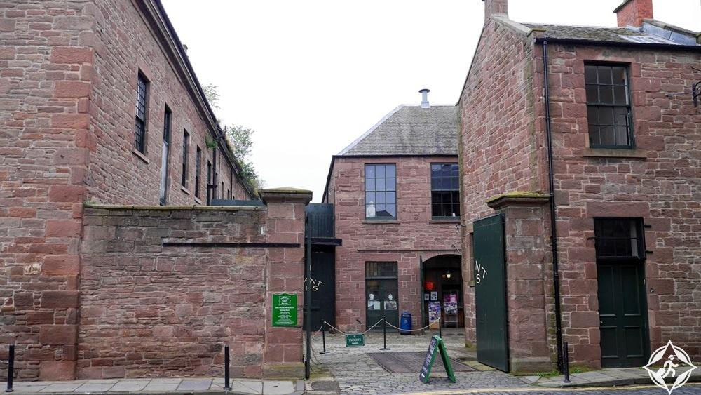 دندي - متحف الجوت الاسكتلندي
