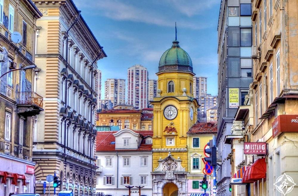 رييكا - برج المدينة القديمة