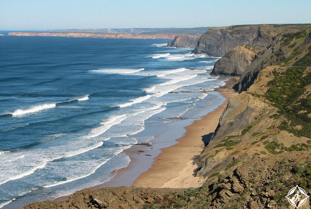 شواطئ البرتغال - شاطئ أمادو