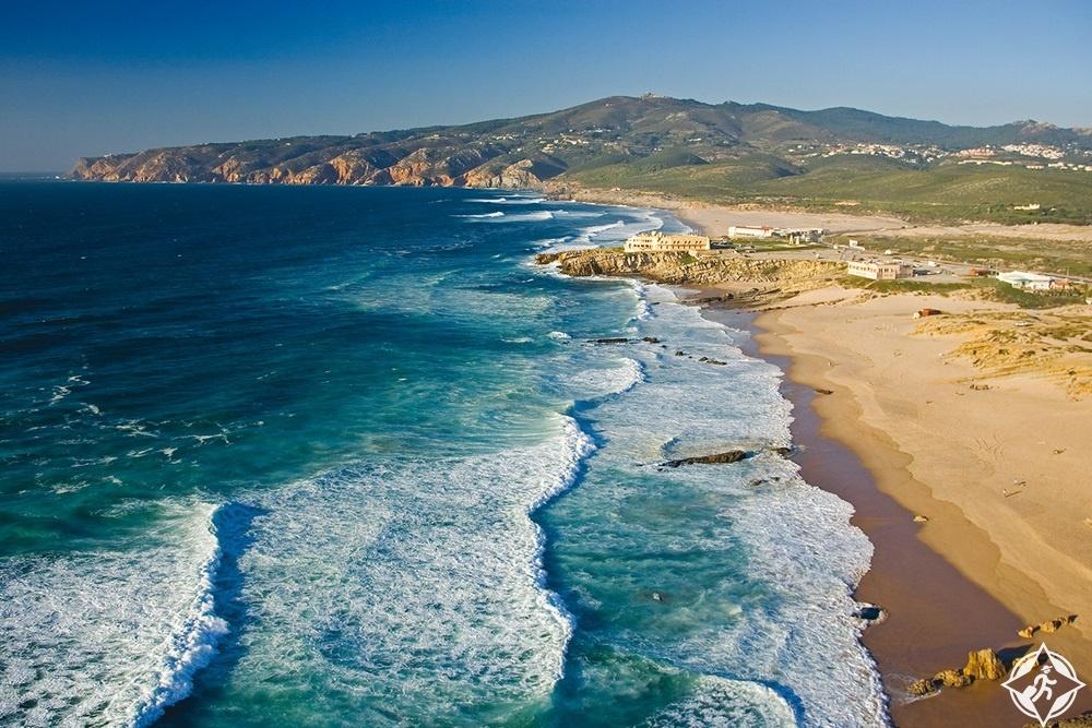 شواطئ البرتغال - شاطئ غينتشو