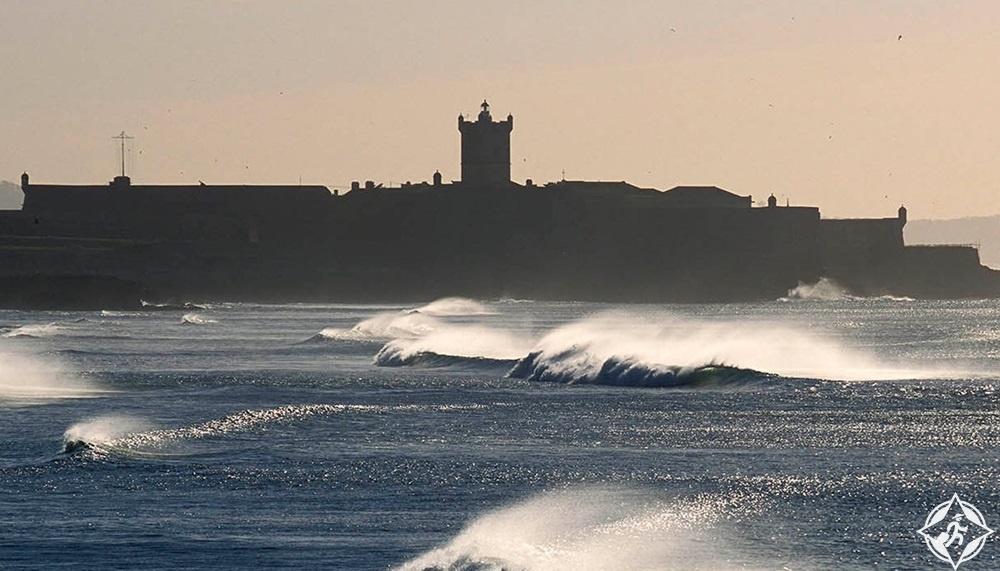 شواطئ البرتغال - شاطئ كاركافيلوس