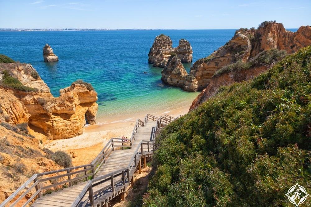 شواطئ البرتغال - شاطئ كاميلو