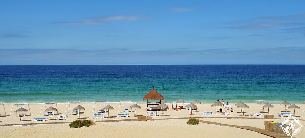 شواطئ البرتغال - شاطئ كومبورتا