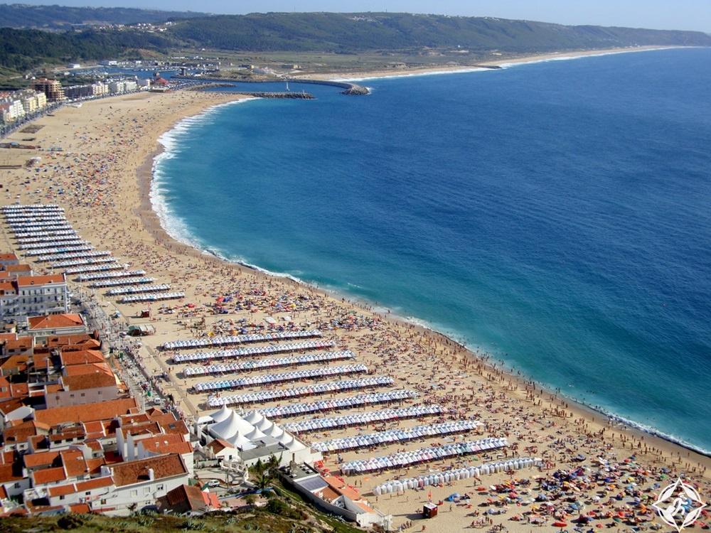 شواطئ البرتغال - شاطئ نزاري