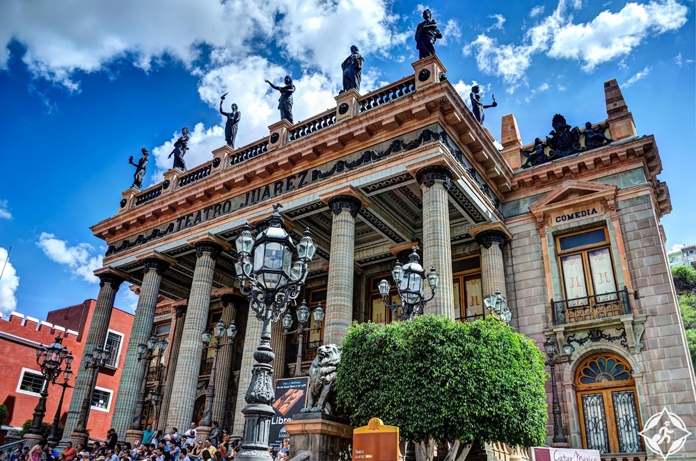 غواناجواتو - مسرح جواريز