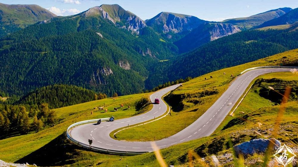فيلاخ - طريق جبال الألب في فيلاخ