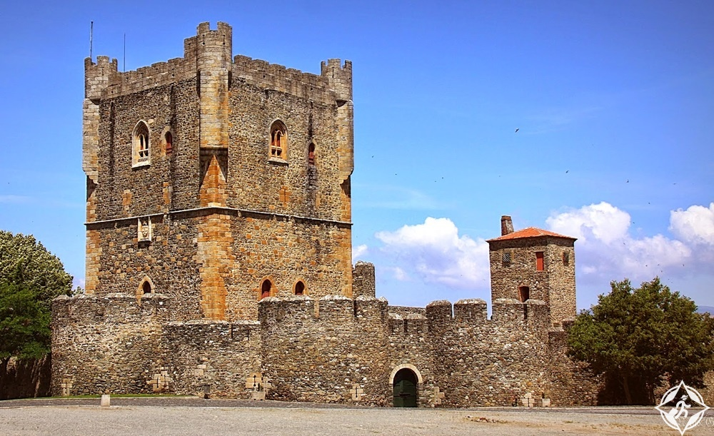 قلاع البرتغال - قلعة براغانكا
