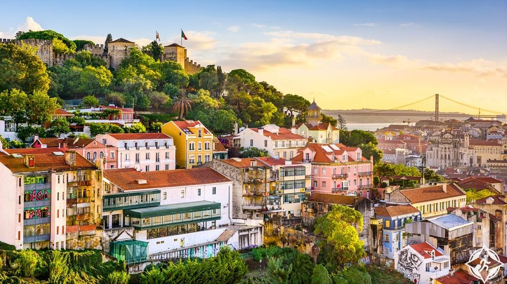 قلاع البرتغال - قلعة ساو جورجي