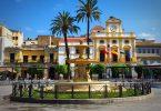 ميريدا - ساحة مايور التاريخية