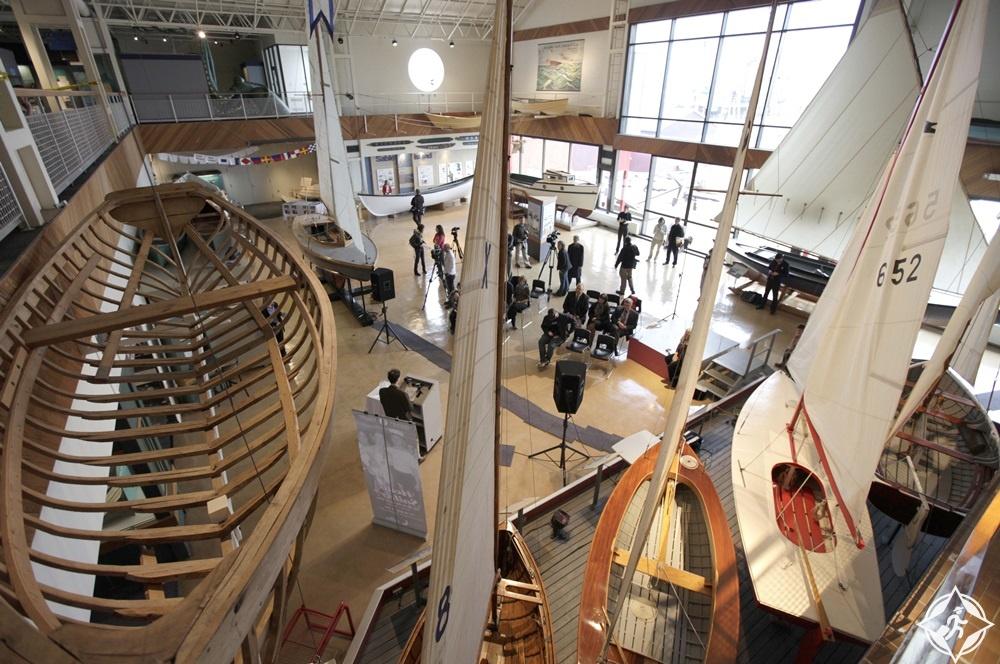 هاليفاكس - المتحف البحري الأطلسي