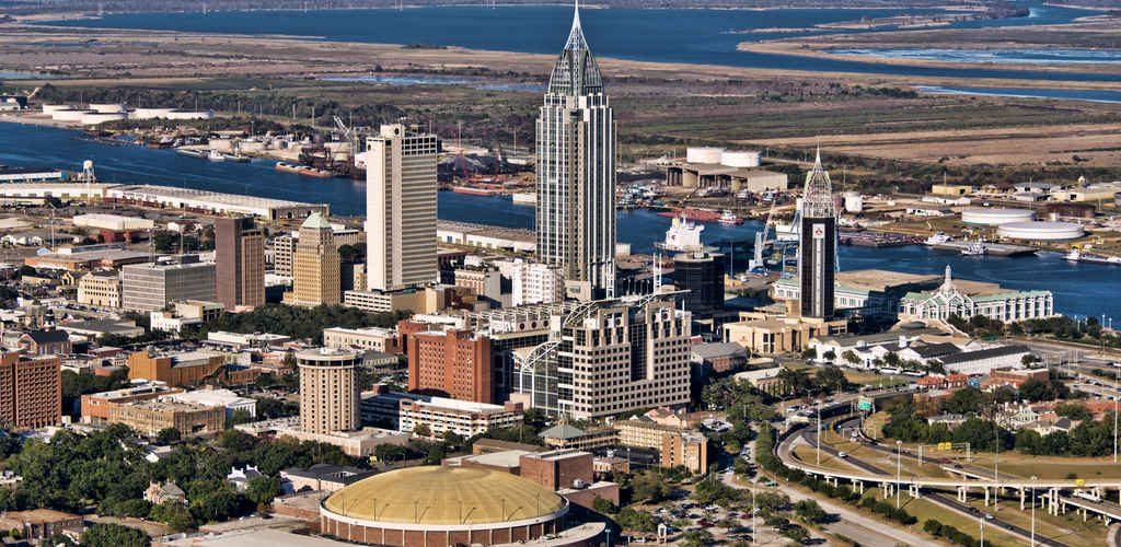 الولايات المتحدة الأمريكية - ألاباما - مدينة موبايل- المعالم السياحية في موبايل
