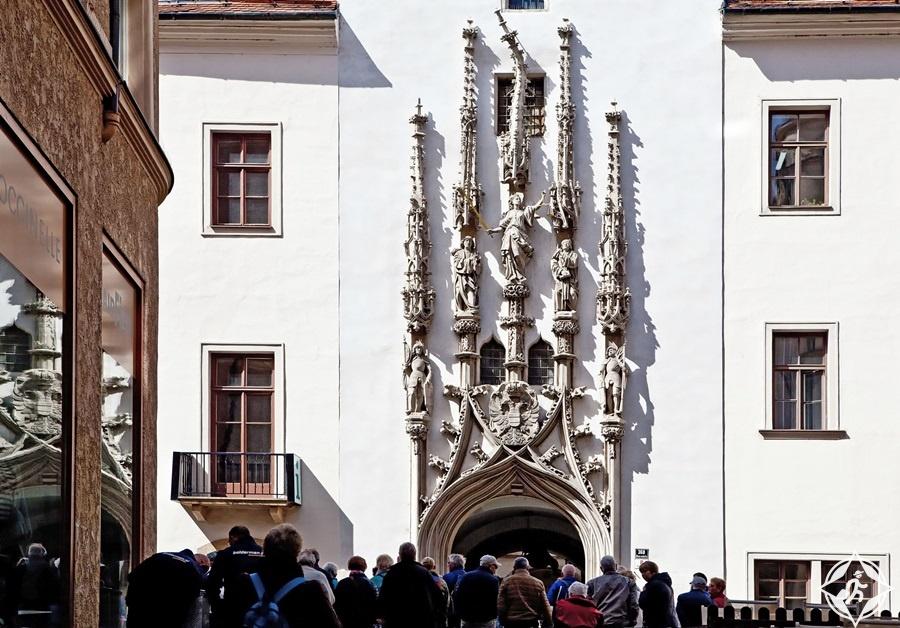 برنو - قاعة المدينة القديمة