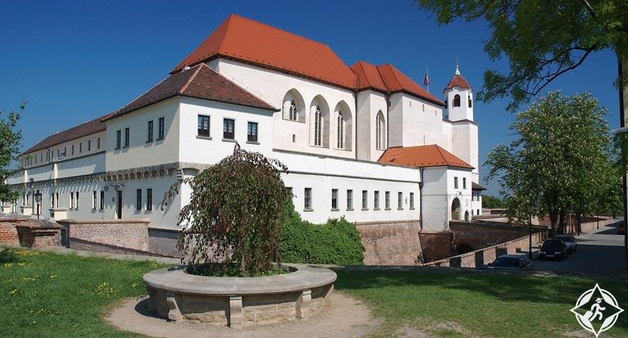 برنو - قلعة سبلبيرك