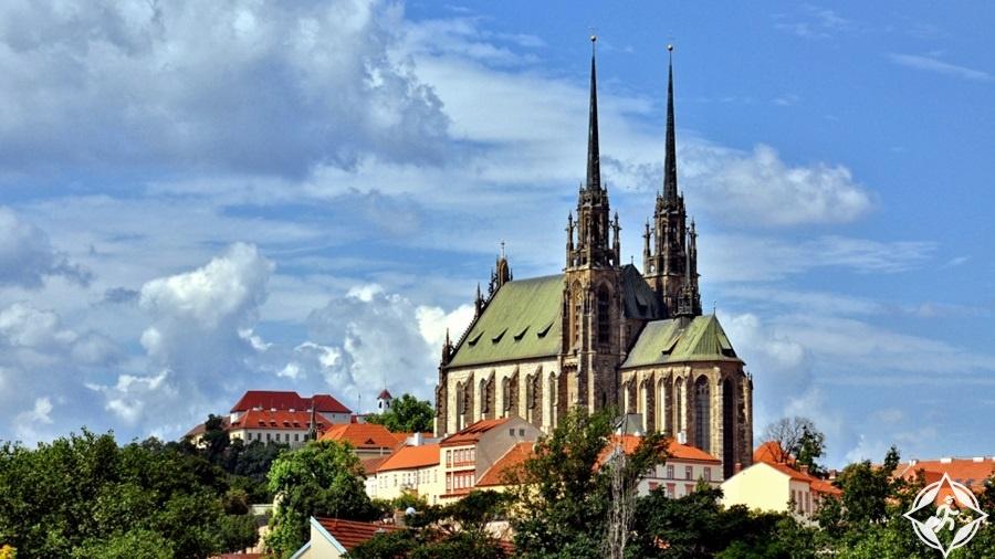 برنو - كاتدرائية القديس بيتر وبول