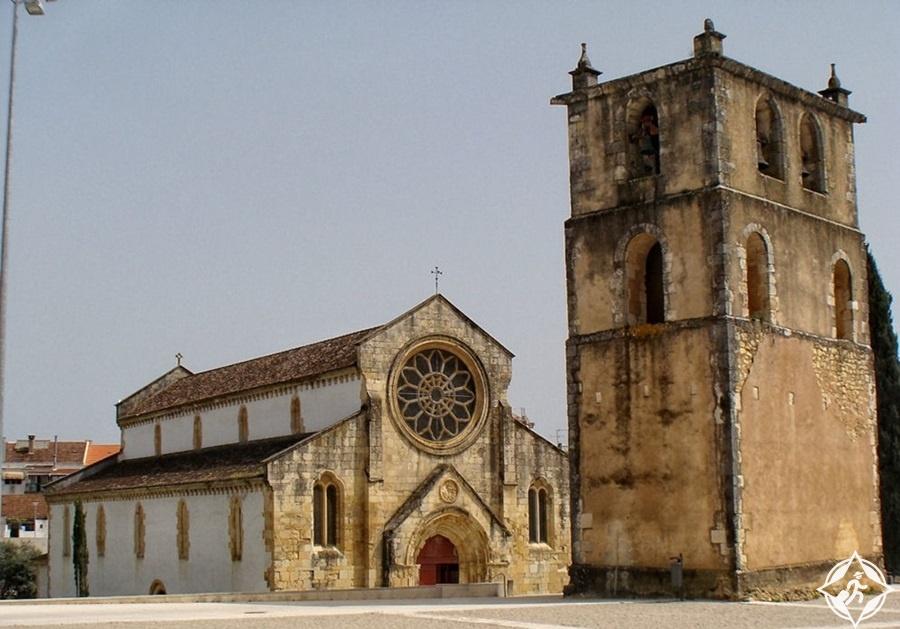 تومار - كنيسة سانتا ماريا دو أوليفال