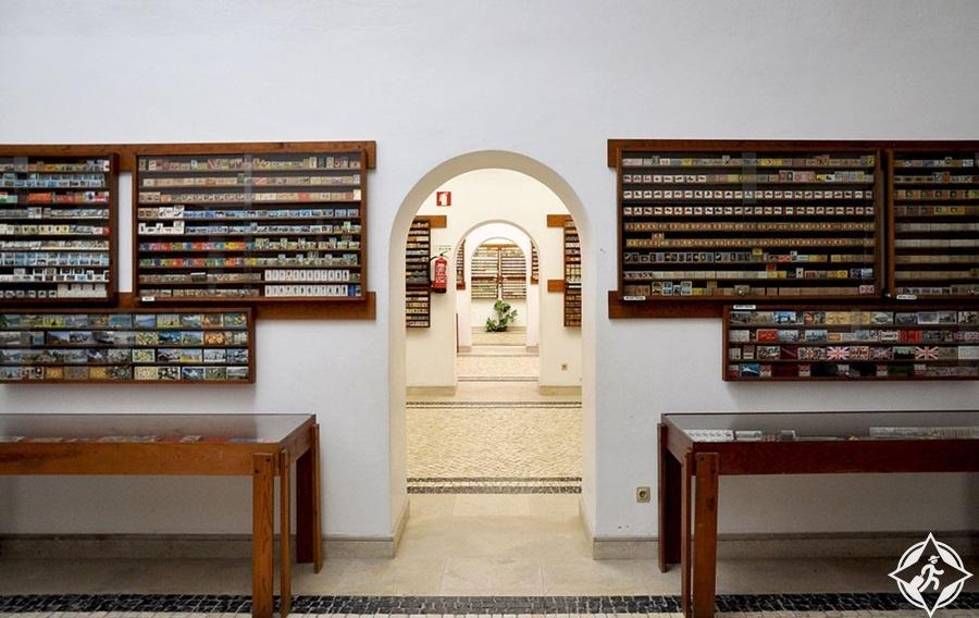 تومار - متحف علب الثقاب