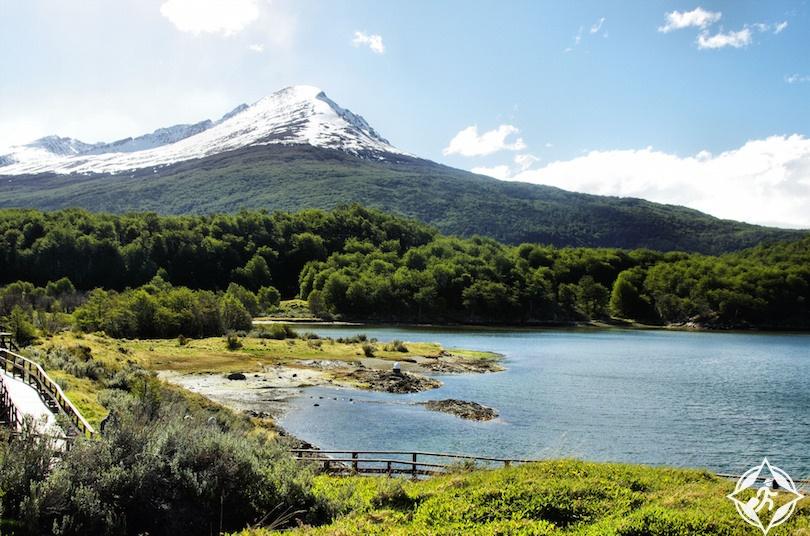 حديقة تييرا ديل فويغو الوطنية - الأرجنتين