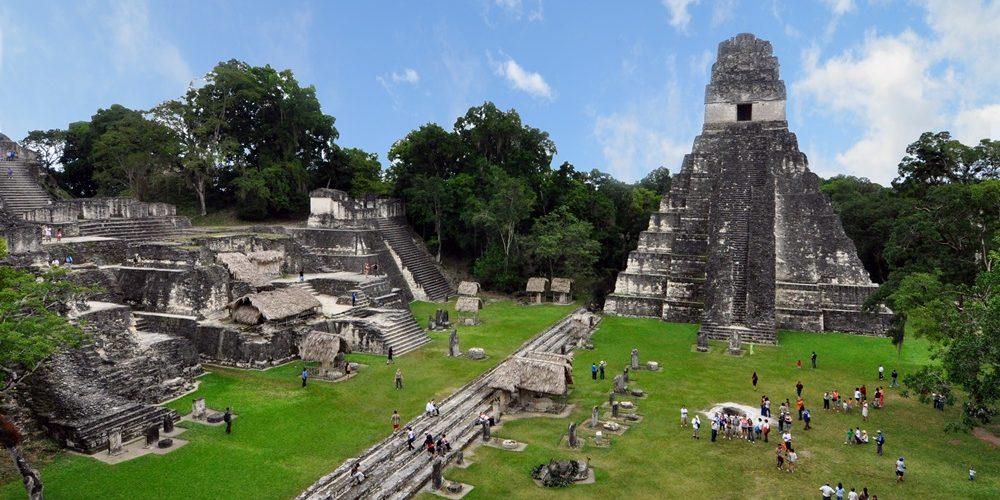 غواتيمالا - أطلال تيكال