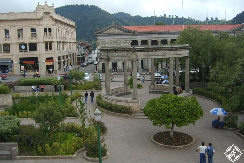 غواتيمالا - كيتزالتينانغو