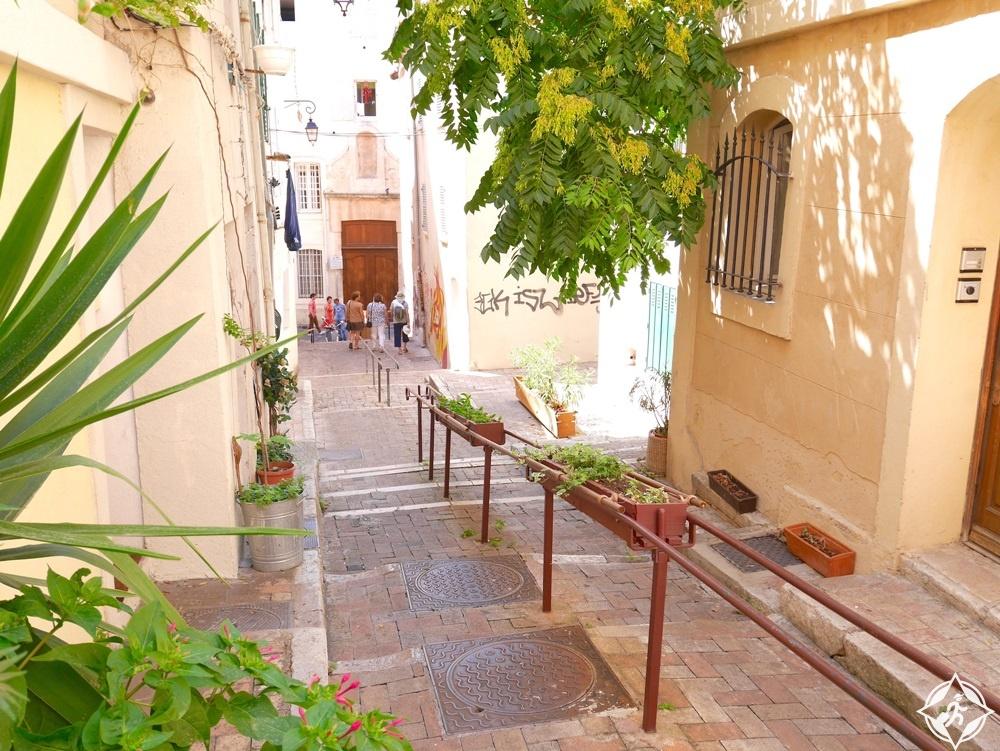 مارسيليا - المدينة القديمة