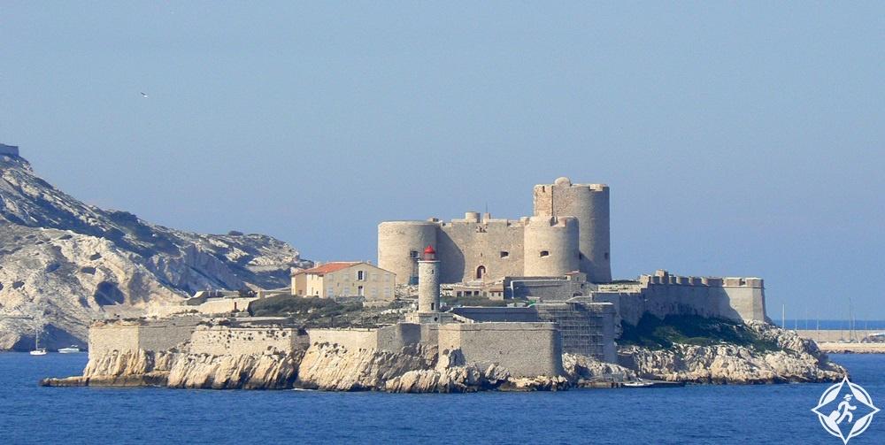 مارسيليا - قلعة دي اف