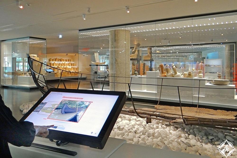 مارسيليا - متحف مارسيليا التاريخي