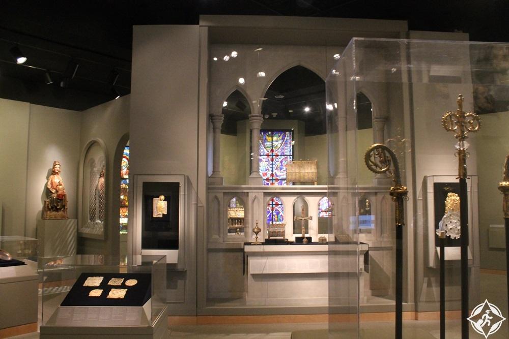 ماريلاند - متحف الفن والترز