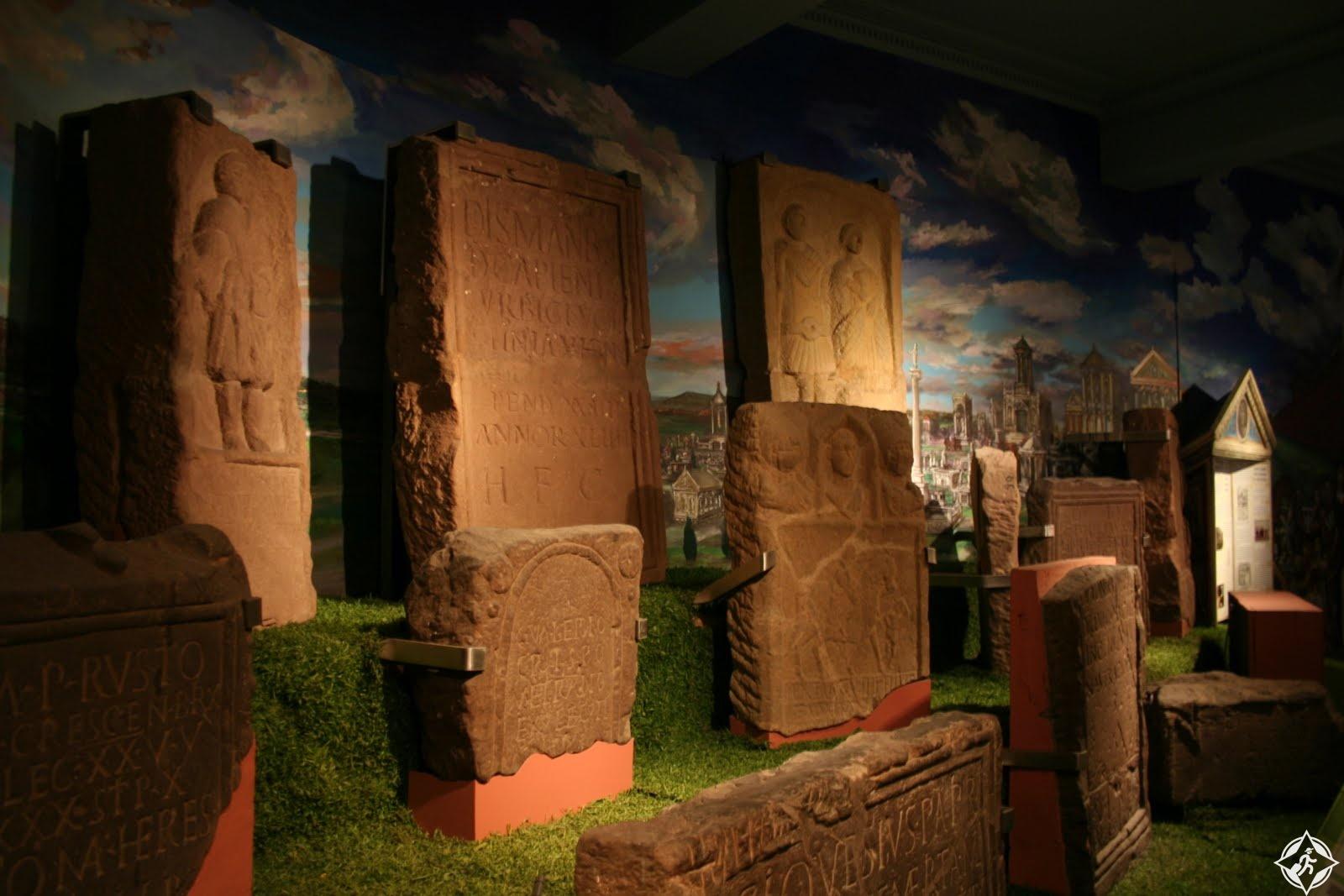 متحف غروسفينور- المملكة المتحدة - تشيستر