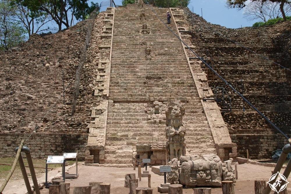 هندوراس - موقع كوبان الأثري