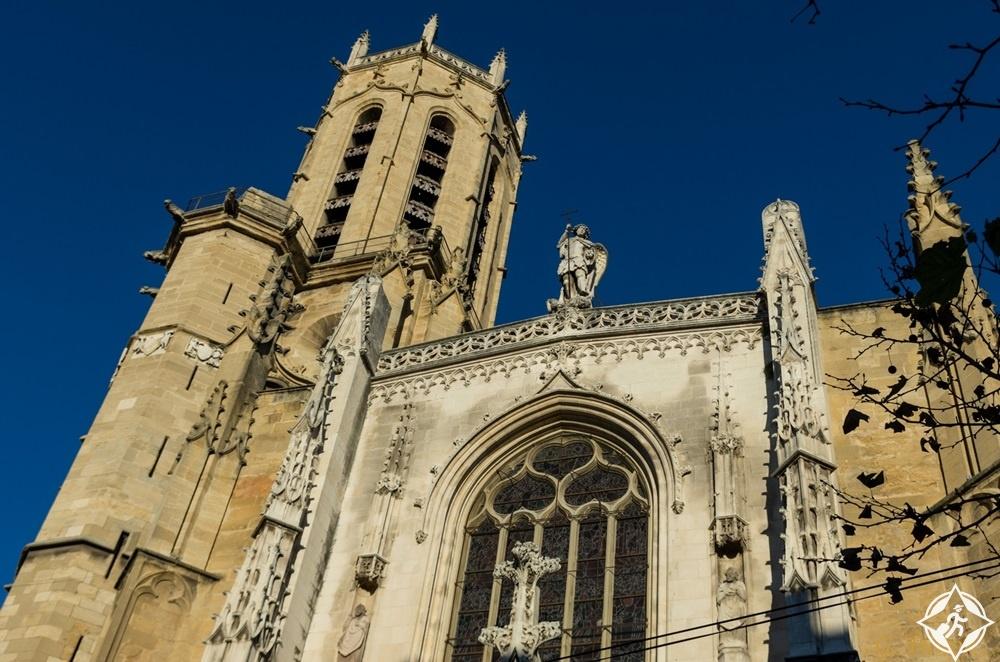إيكس إن بروفانس - كاتدرائية سانت-سوفور